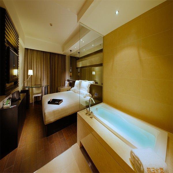 桔子水晶酒店(上海公平路店)房型