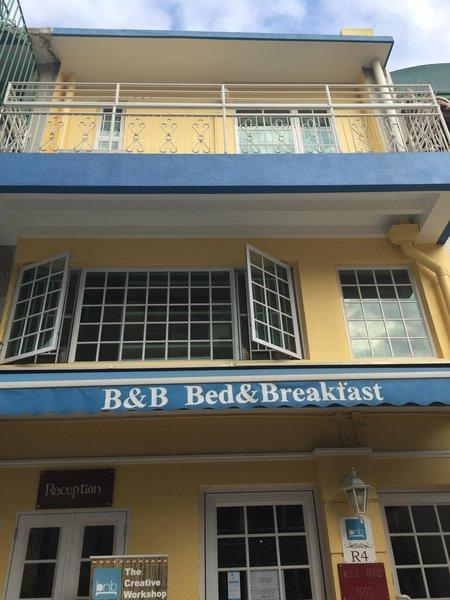 香港长洲Bamp;B渡假旅馆
