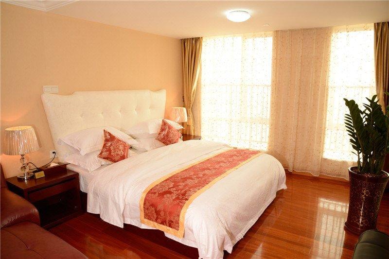 廣州朋滿公寓式酒店正佳環市中心店房型