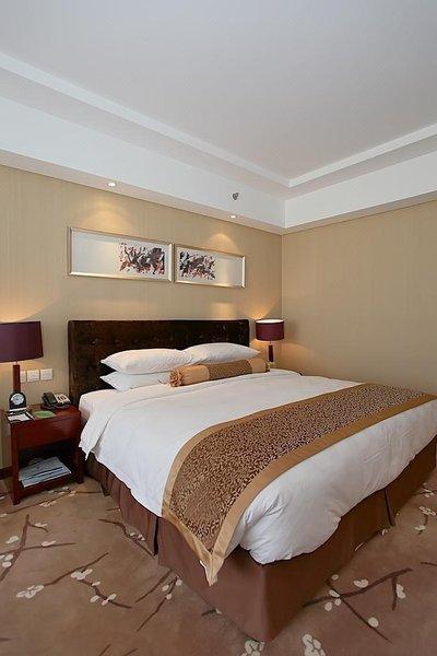 天津自贸区格兰大酒店房型