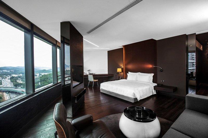 深圳乐酒店房型