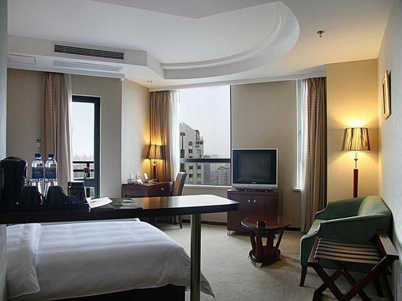 Ramada Shanghai Wujiaochang Room Type