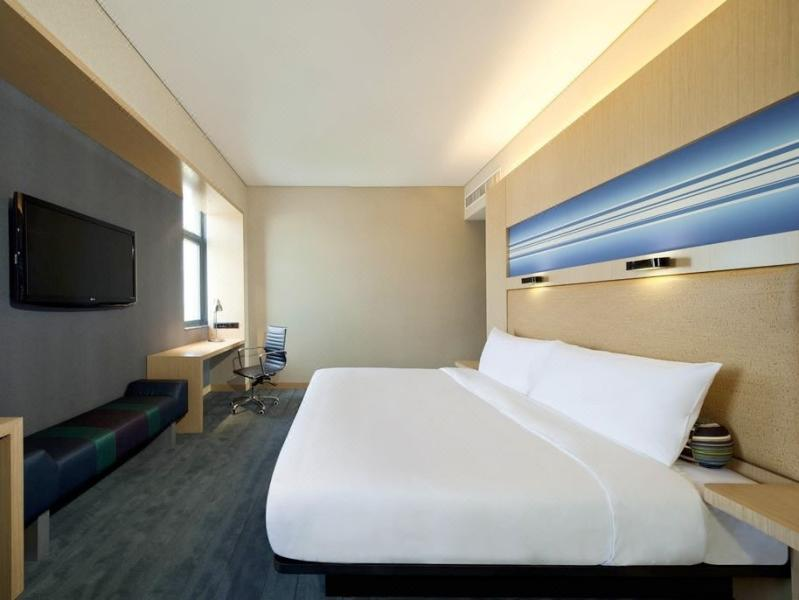Aloft Yancheng Room Type