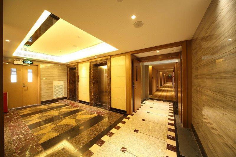 Days Inn Panyu Guangzhou Hotel public area