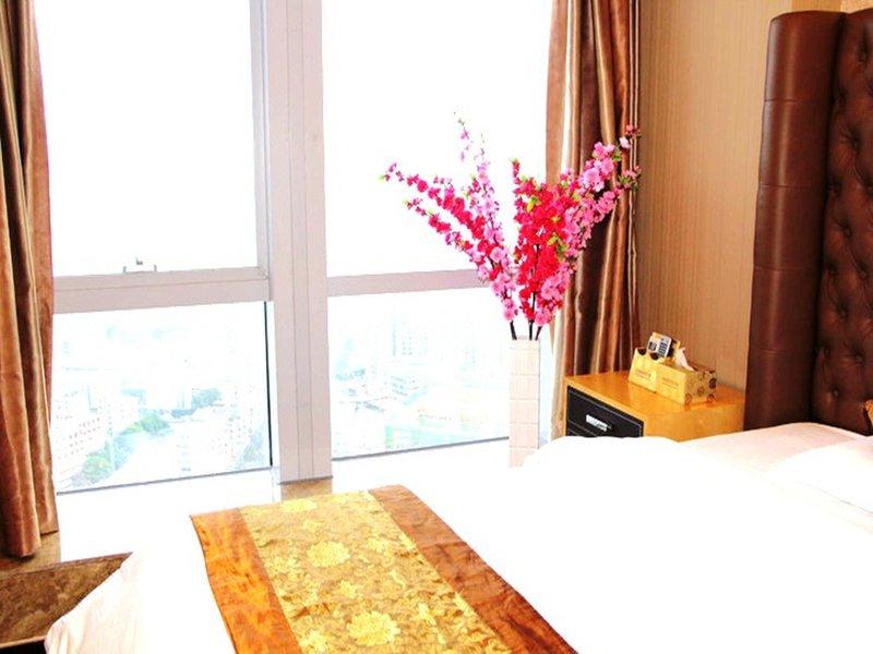 星驿国际公寓(广州昌岗店)房型