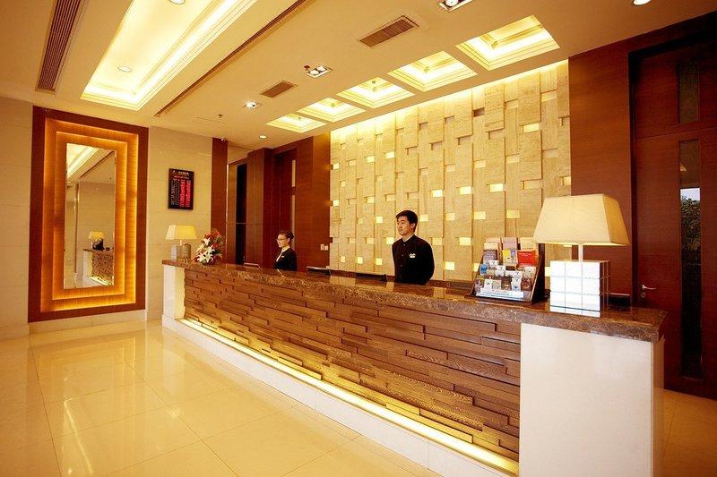 北京龙城华美达酒店公共区域
