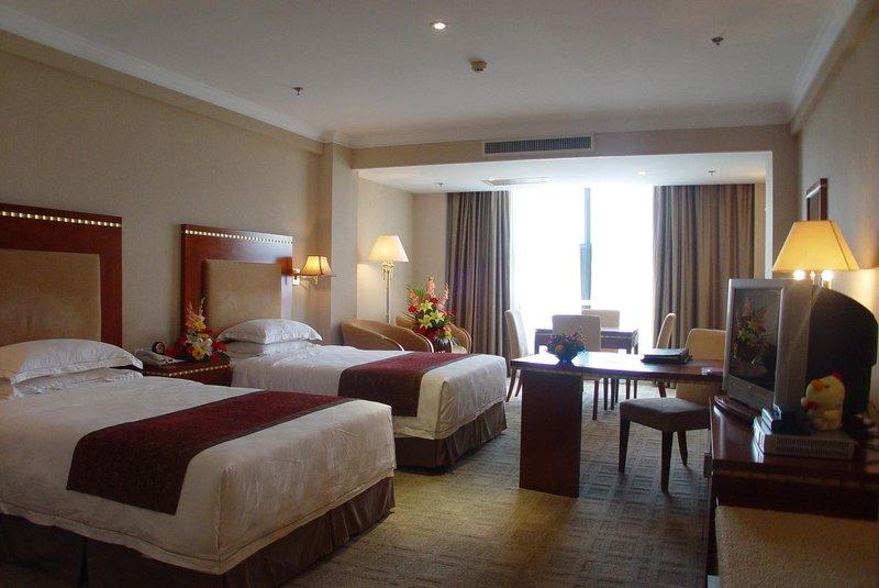 上海棕榈滩海景酒店房型