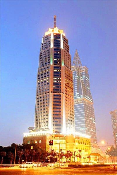 上海浦东华美达大酒店