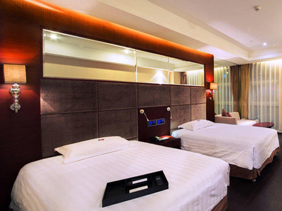 Crystal Orange Hotel Beijing Headquarter Base Room Type