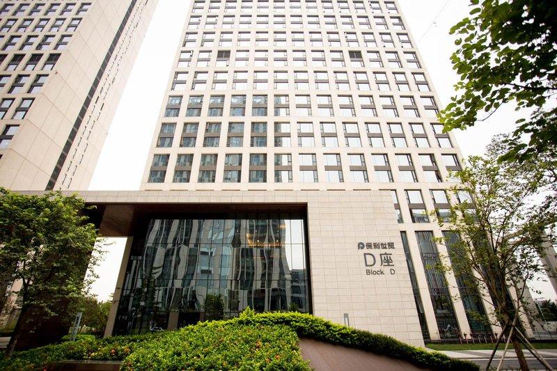 圣洛德国际公寓(广州琶洲保利世贸店)外景图