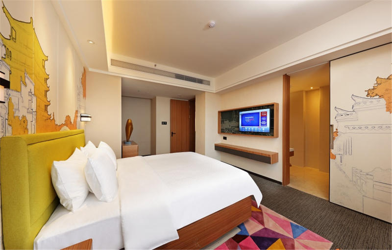 Hampton by Hilton Hefei Room Type
