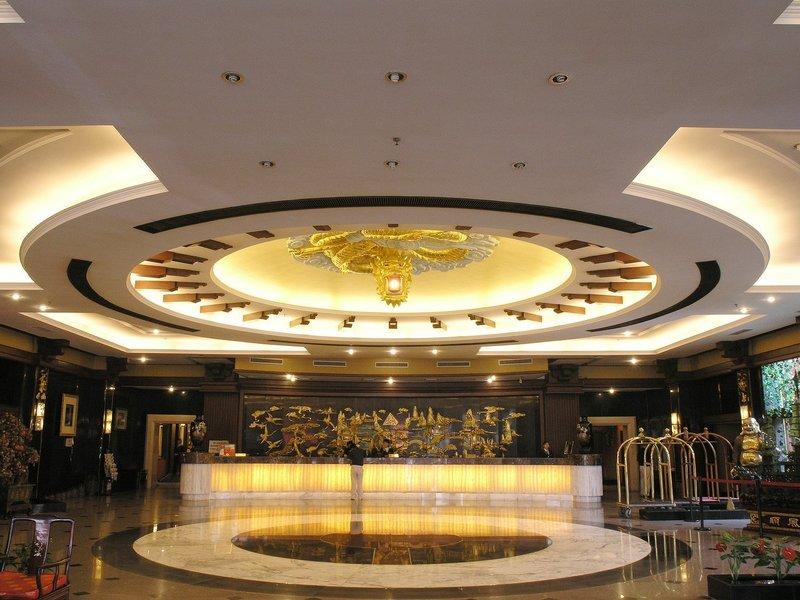 武汉湖滨花园武德楼酒店(原湖滨花园酒店)公共区域