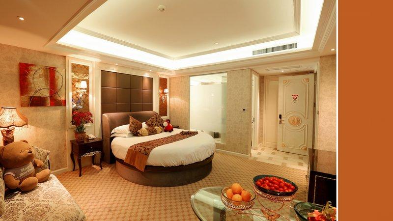 杭州恒景国贸酒店房型