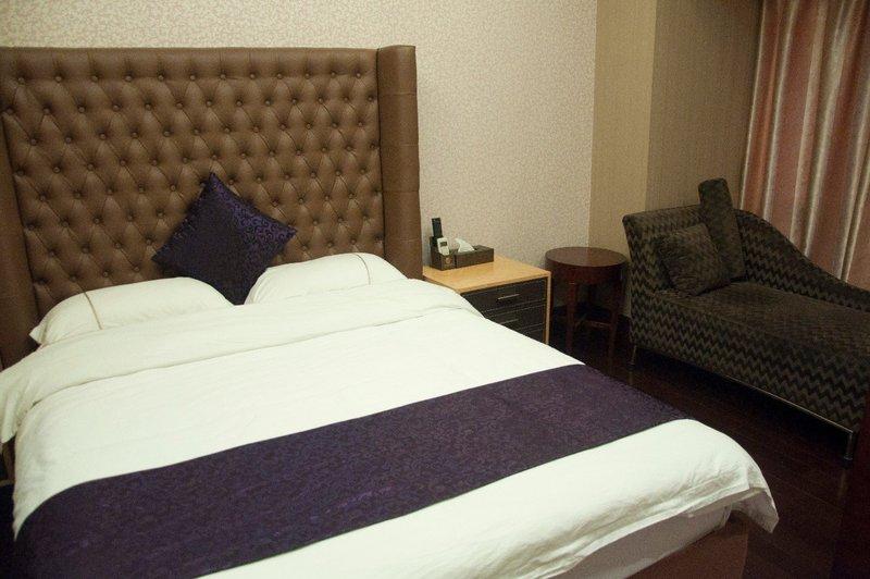 广州时代酒店公寓房型