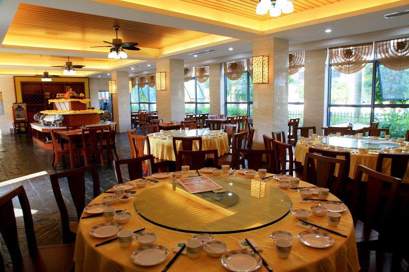 三亚双岛度假酒店(青岛一疗三亚疗养院)餐厅