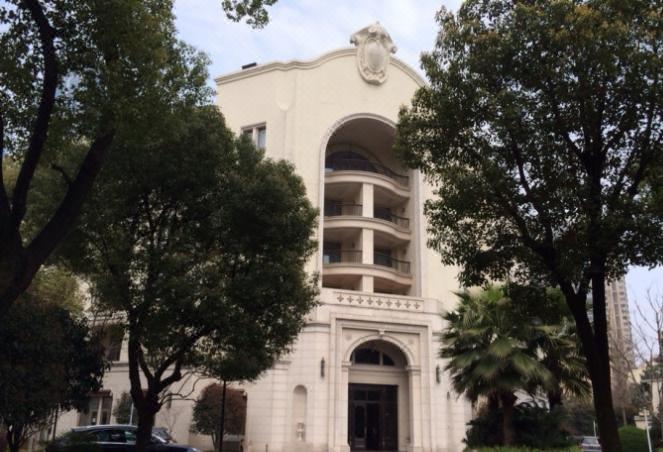 上海汾阳花园酒店酒店外观