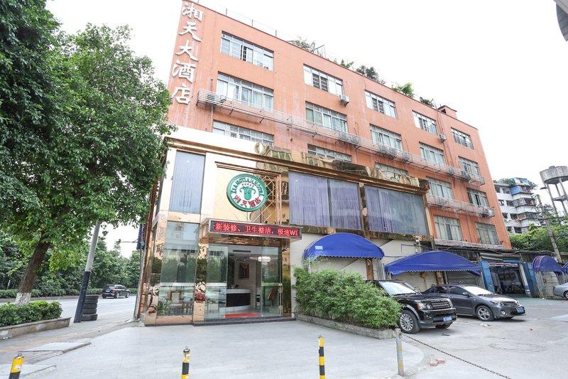 Xiangtian Hotel over view