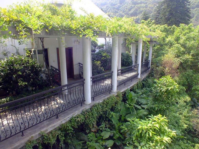 mountain villa guangzhou Hotel public area