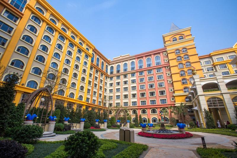 Chimelong Circus Hotel Over view