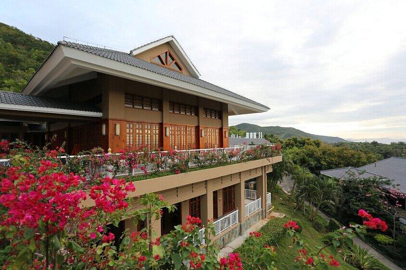 三亚南山迎宾馆酒店外观
