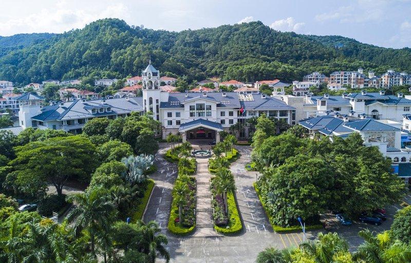 Country Garden Phoenix Hotel Wuyi Over view
