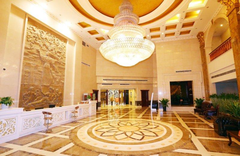 Victoria International Hotel Tianjin Hotel public area