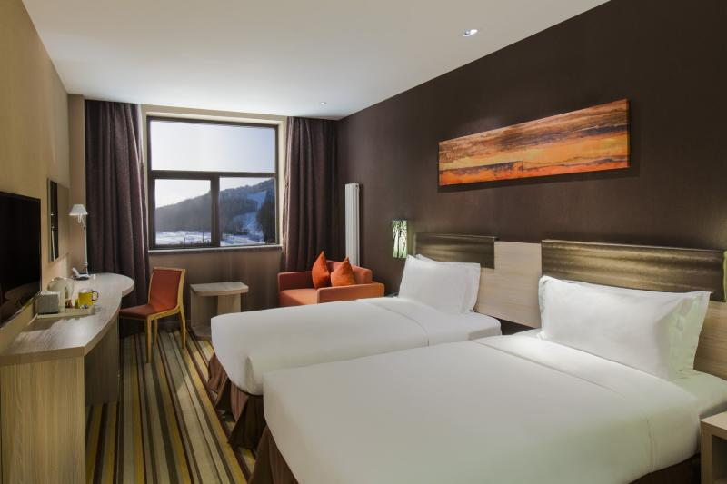 Holiday Inn Express Changbaishan Room Type