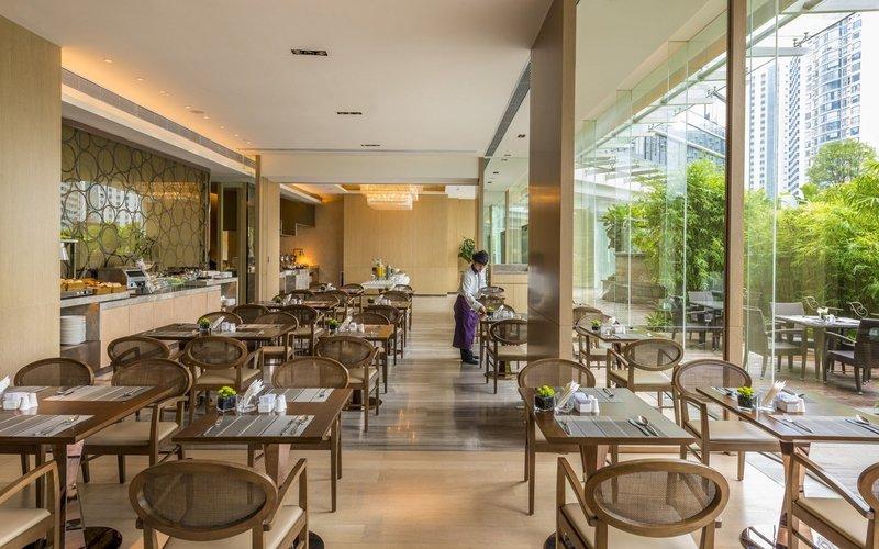 广州辉盛阁国际公寓餐厅