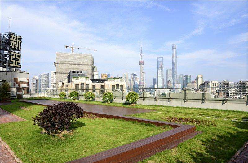 上海外滩郁锦香新亚酒店(原锦江都城新亚酒店)酒店图片