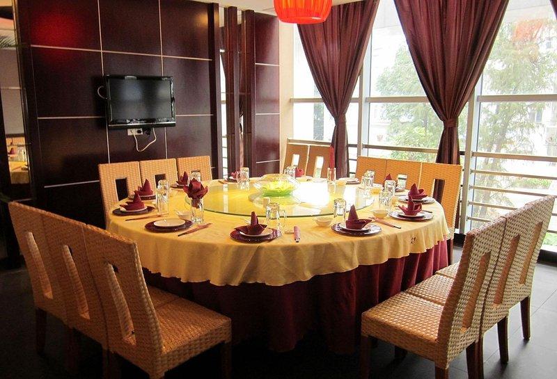 Kai Rong Du International Hotel Guangzhou Restaurant