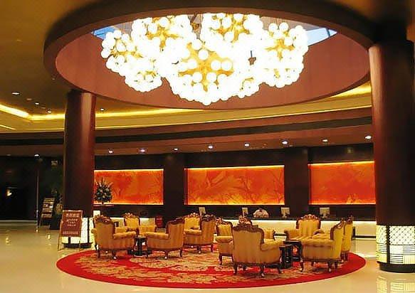 上海东方绿舟宾馆休闲室