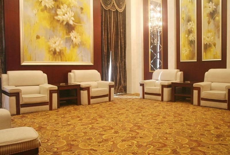 Guangzhou Zhejiang Hotel meeting room