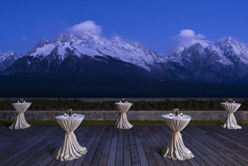 Jinmao Purelax Mountain Hotel Lijiangmeeting room