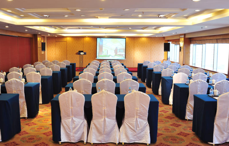 Binbei Yihao Hotel Xiamen meeting room