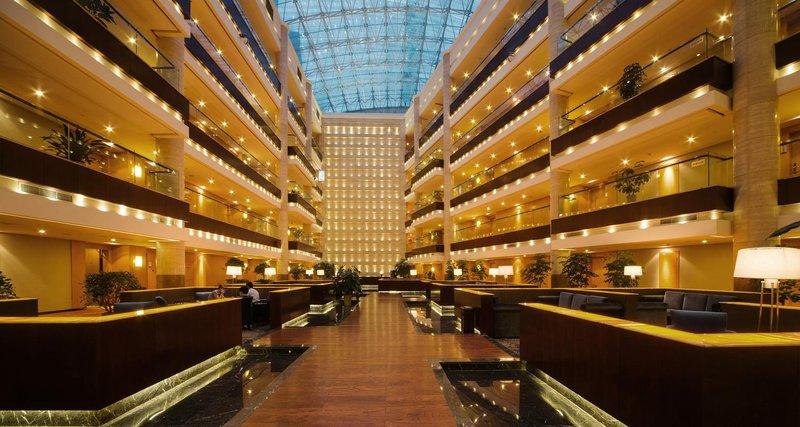 成都九天国际大酒店休闲室