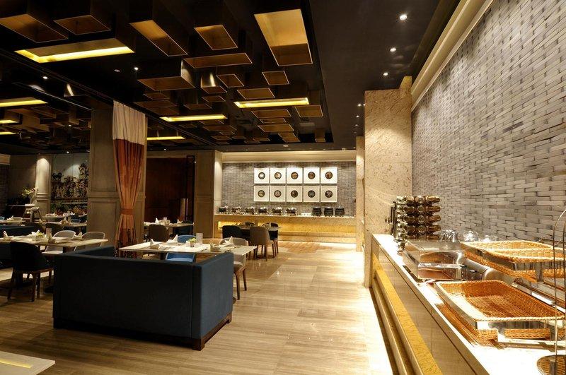 广州天河体育中心亚朵酒店餐厅