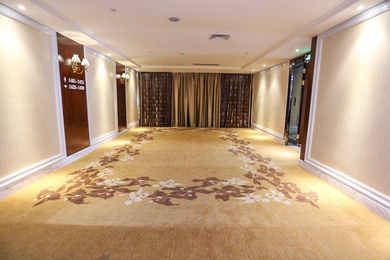 广州云都国际大酒店公共区域
