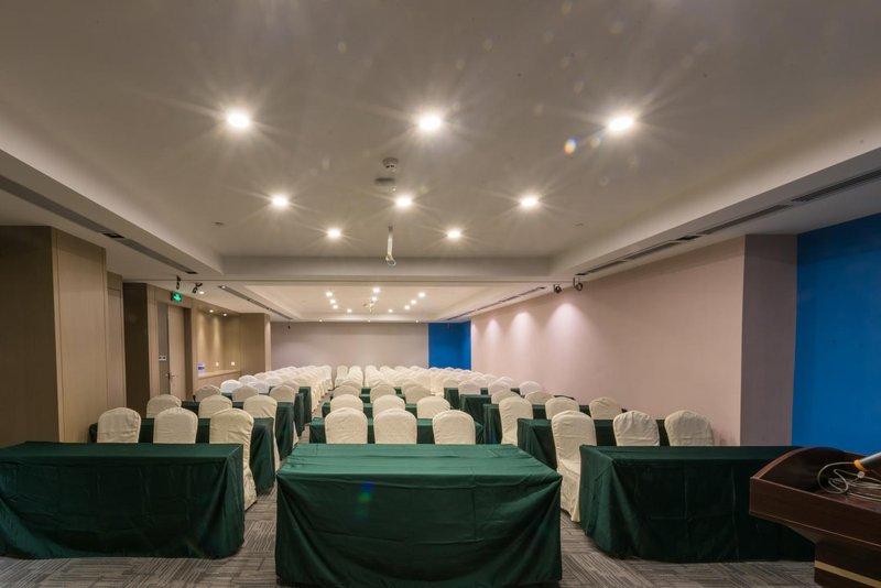 Vyluk蔚徕酒店(广州白云机场店)会议室