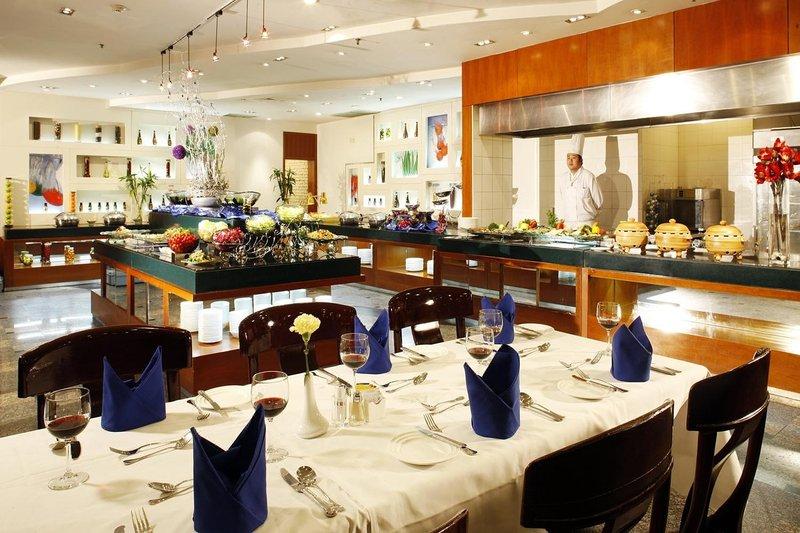 Metropark Lido Hotel Beijing Restaurant