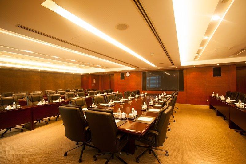 上海天诚大酒店会议室