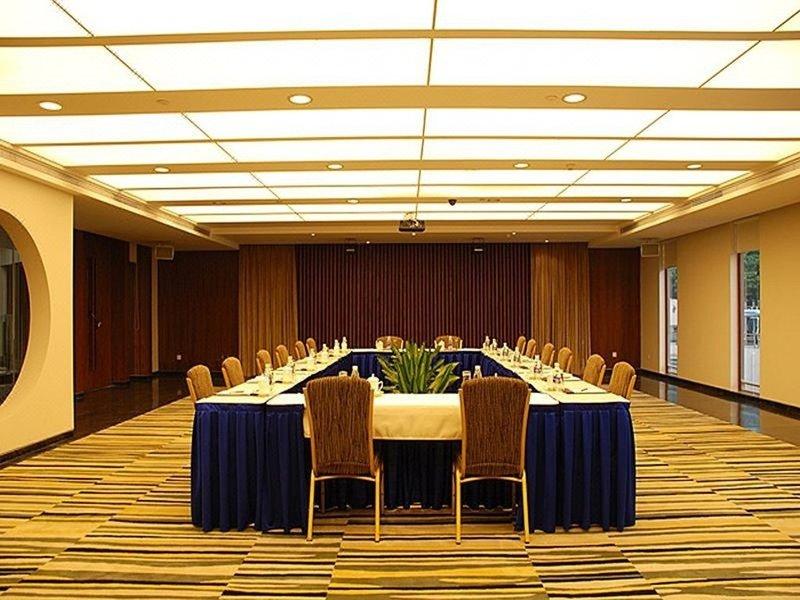Baiyun Lakeside Hotel Guangzhou meeting room