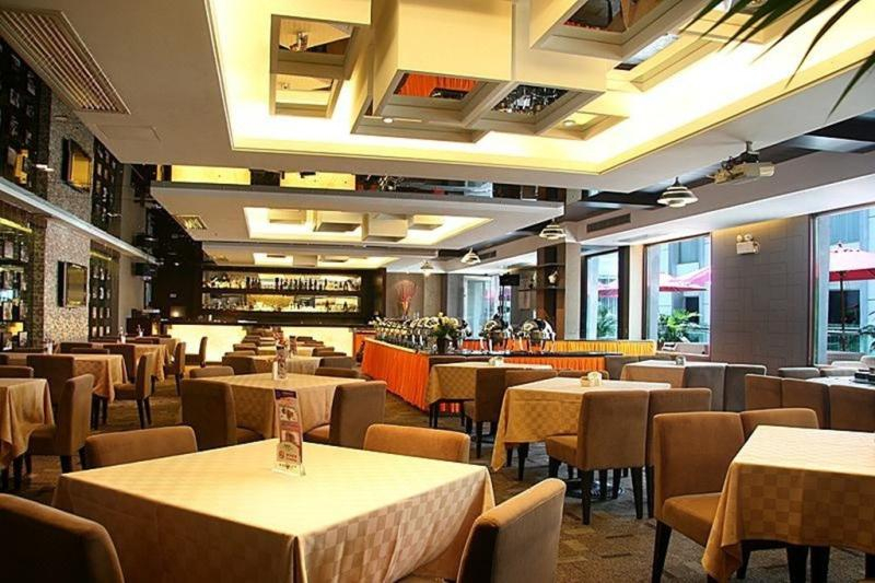 Grand View Hotel HaiAn Plaza shenzhen Restaurant