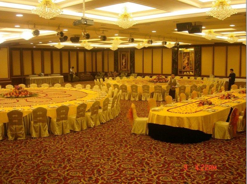 President Hotel Guangzhou (Guangzhou Tianhe Gangding) Restaurant
