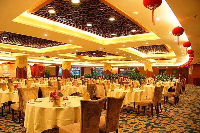 广州越秀宾馆餐厅