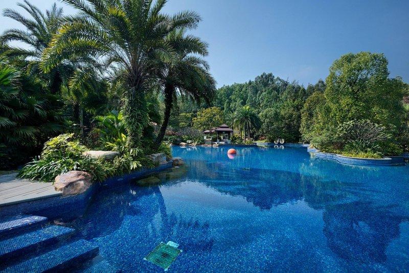 Goodview Hotel Tangxia Dongguan Leisure room