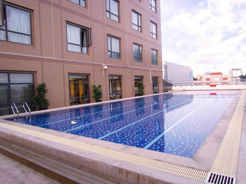 Xiamen Ridong Garden Hotel Leisure room