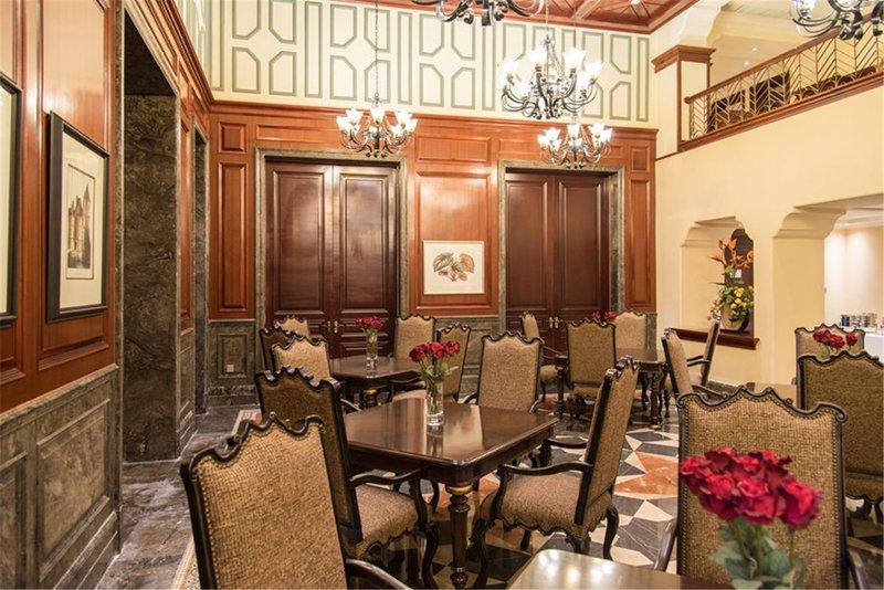 Poly Yujing Nankunshan Holiday Villa Restaurant
