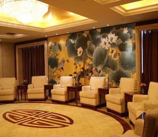 北京江苏大厦会议室
