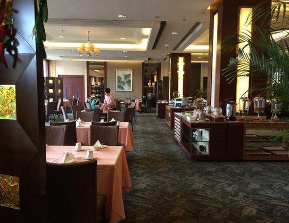 北京龙城华美达酒店餐厅