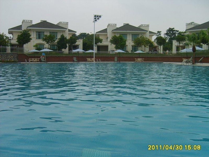Huizhou Lakefront Golf club and Resort Leisure room